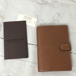 Authentic Louis Vuitton pm agenda like new planner